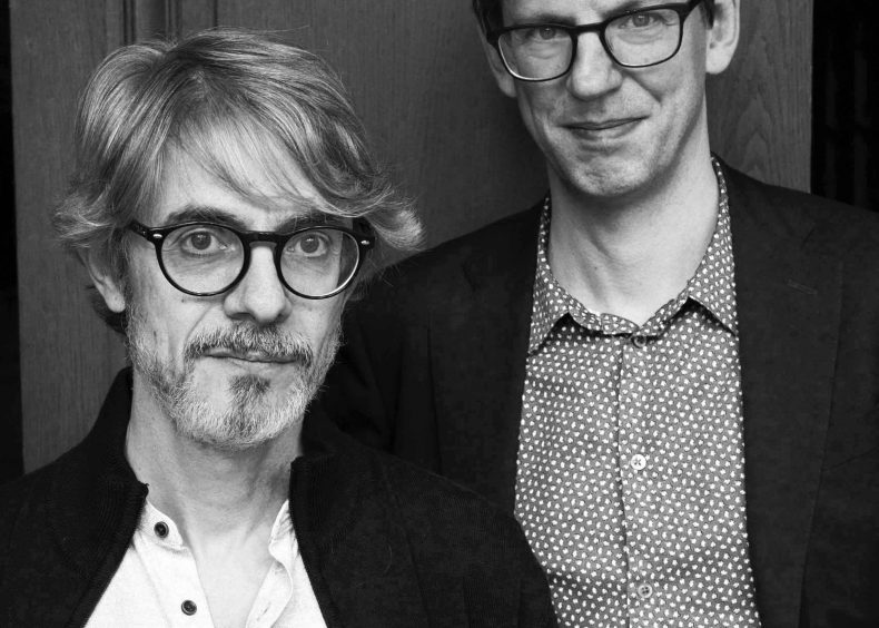 Alberto Posadas und Florian Hoelscher